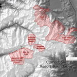 Current Ski Resort Boundaries – Central Wasatch
